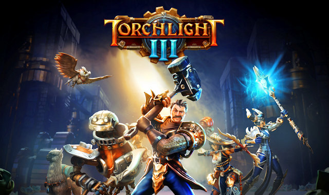 Torchlight III is coming to consoles