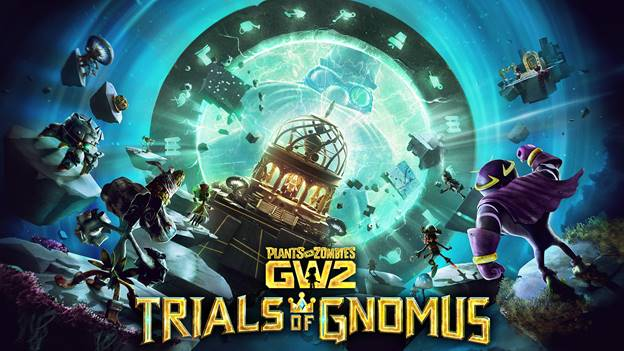 Face Trials of the Gnomus in Plants vs. Zombies Garden Warfare 2