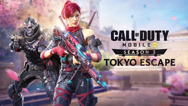 Call of Duty: Mobile escaping to Tokyo