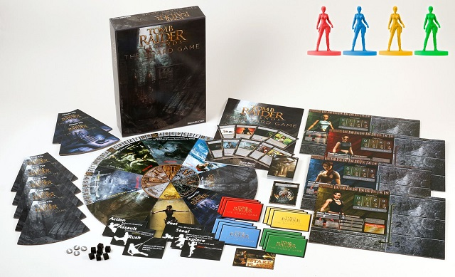 Tomb Raider inspires board game