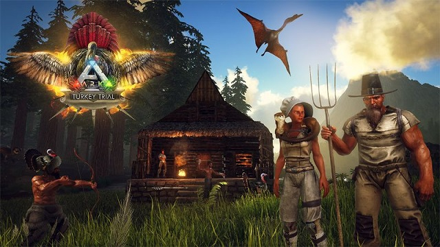 ARK: Survival Evolved launches Turkey Trial 3