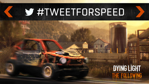 Control a Dying Light car with your tweets
