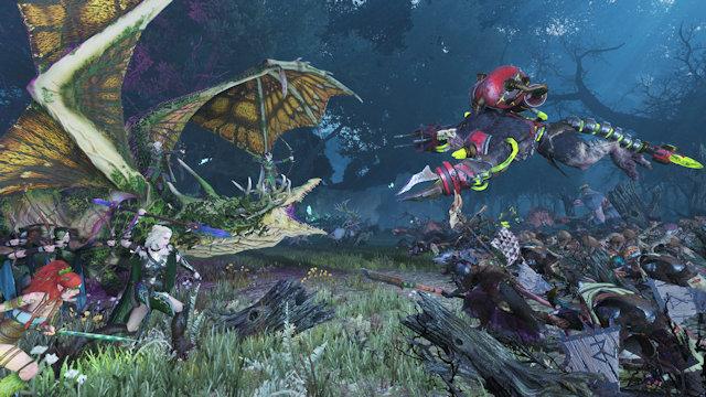 Total War: Warhammer II getting twisted