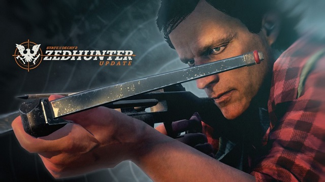 State of Decay 2 releases the Zedhunter