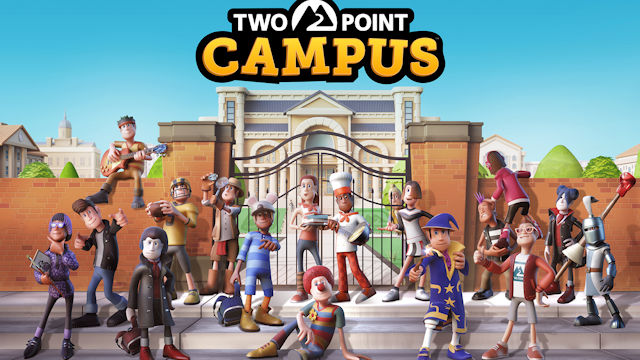 Two Point Campus will be accredited next year