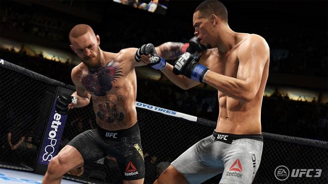 UFC 3 open beta launched