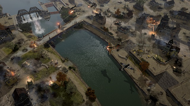 British Forces deployed to Company of Heroes 2