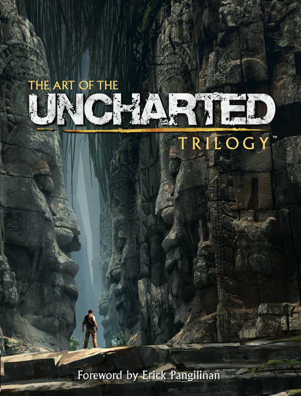 The Art of the Uncharted coming in April
