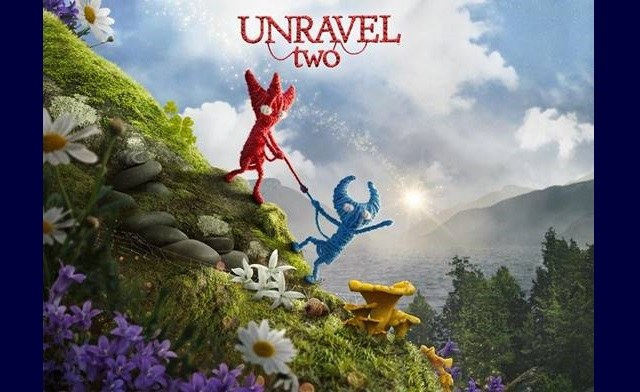 Unravel Two announced and released at same time