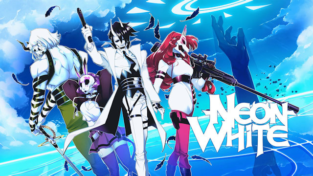 Exterminate demons in Neon White