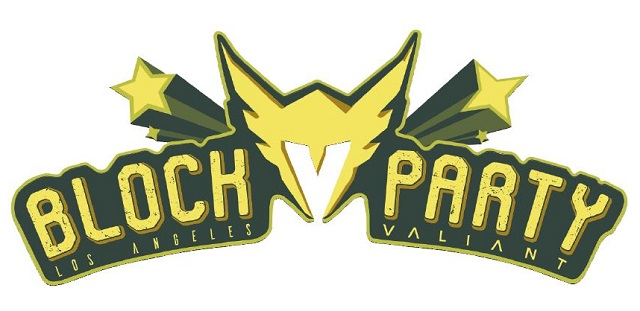 Party with the LA Valiant this weekend