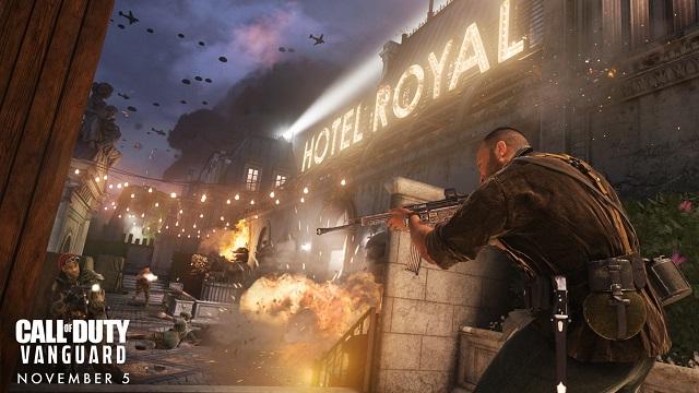 Call of Duty: Vanguard multiplayer beta details revealed