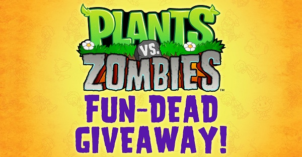 K'NEX giving away Plants vs. Zombies prize packs