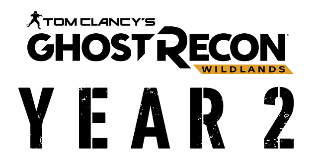 Ubisoft reveals Ghost Recon Wildlands Year 2 plans