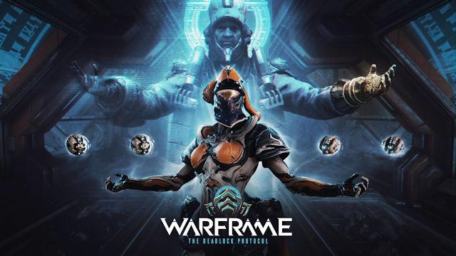 Warframe releasing The Deadlock Protocol