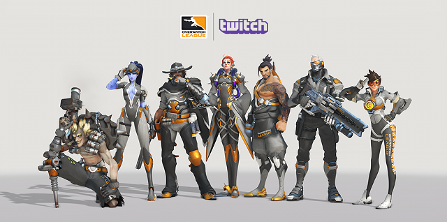 Earn League Tokens by watching the Overwatch League on twitch