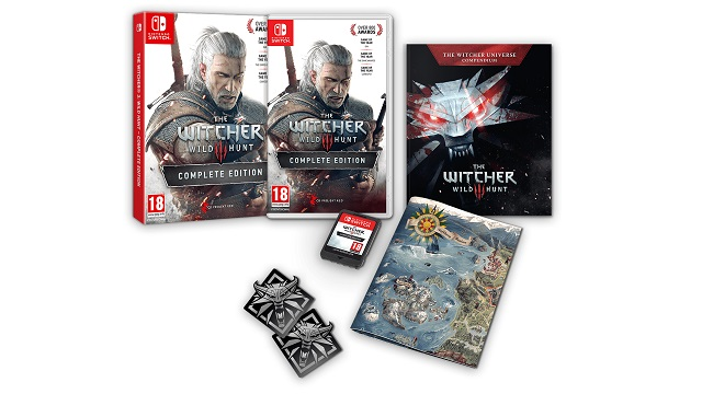 The Witcher 3 Switch release date set