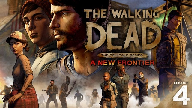 Episode 4 released for The Walking Dead: The Telltale Series - A New Frontier news image