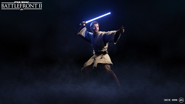 A new Jedi master will soon appear on the Battlefront