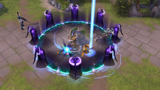 Maiev joins Heroes of the Storm in time to celebrate the Lunar Festival