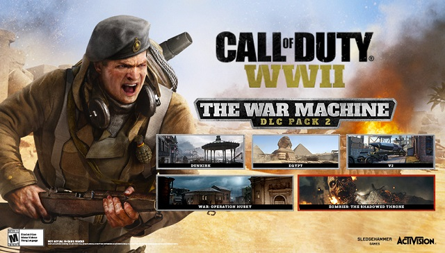 Call of Duty: WWII will unleash The War Machine
