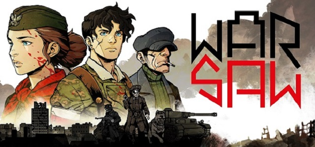 Tactical RPG WARSAW announced