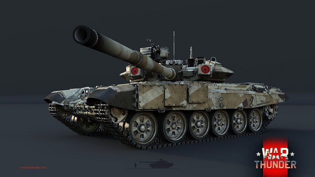 War Thunder rolling out modern vehicles
