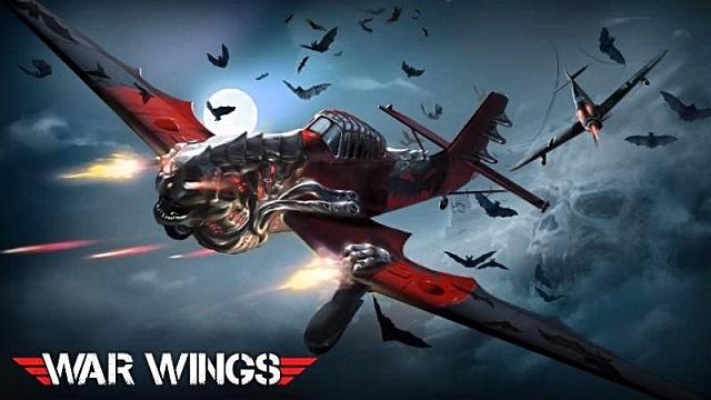 War Wings launches Halloween Season news image