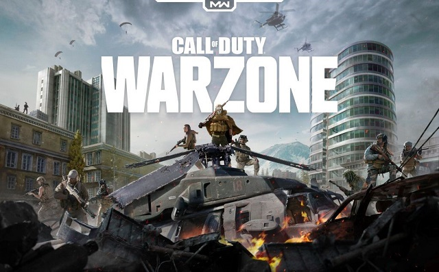 Free-to-play Call of Duty: Warzone deploys tomorrow