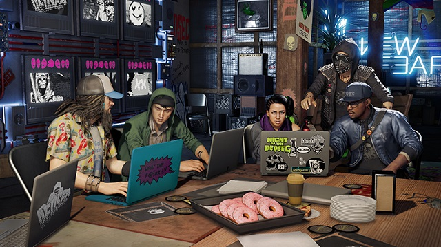 Watch_Dogs 2 hacks into PCs