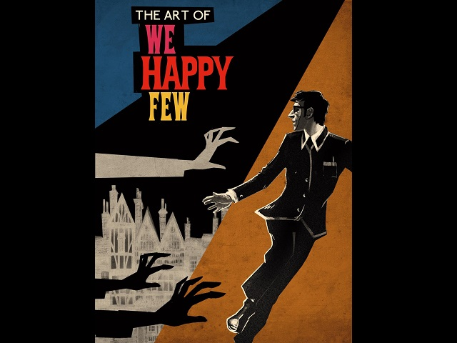 Dark Horse to publish The Art of We Happy Few