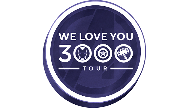 Avengers: Endgame We Love You 3000 Tour kicks-off at San Diego Comic-Con