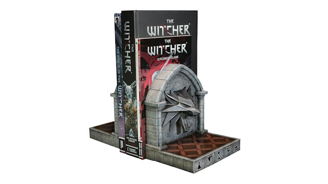 Your Wild Hunt for bookends is over