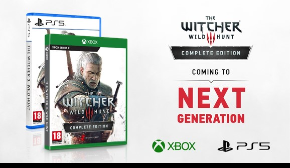 The Witcher 3 is coming to a new generation