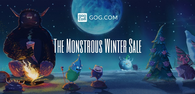 GOG.com kicks off Winter Sale by giving away Neverwinter Nights for free news image