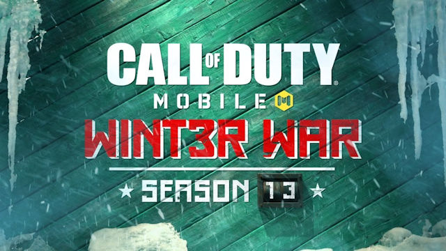 Winter is coming to Call of Duty: Mobile
