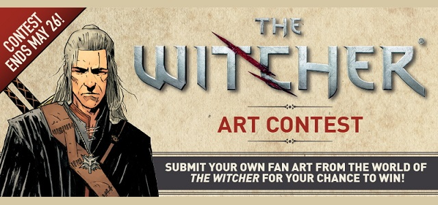 Witcher 3 art contest offering PS4 as top prize