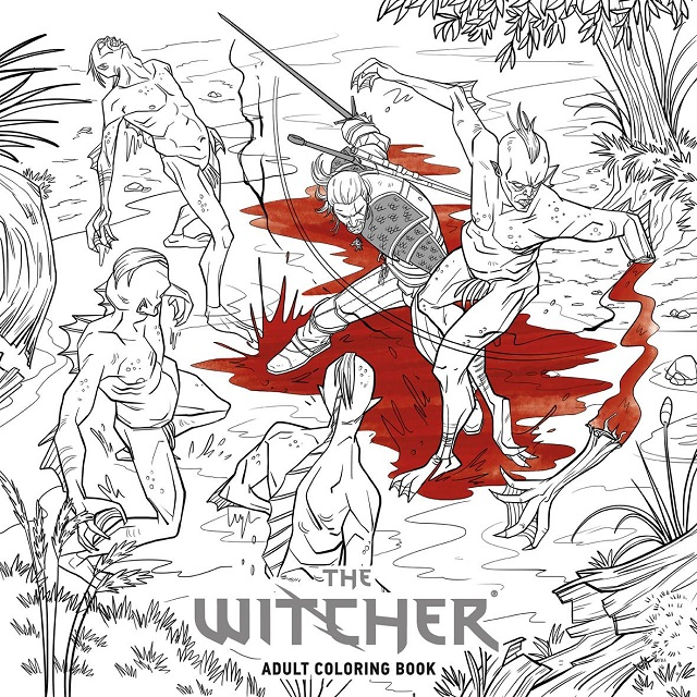 Color The Witcher this fall