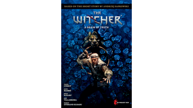 New The Witcher graphic novel coming next year
