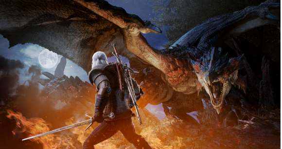 The Witcher will soon go monster hunting
