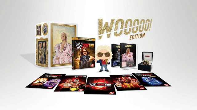 Wooooo! Edition of WWE 2K19 revealed