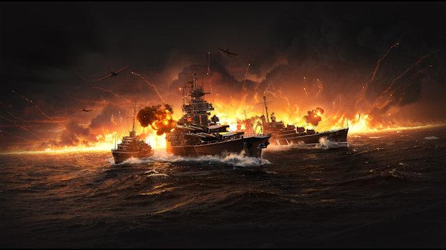 World of Warships reveals Black Friday deals