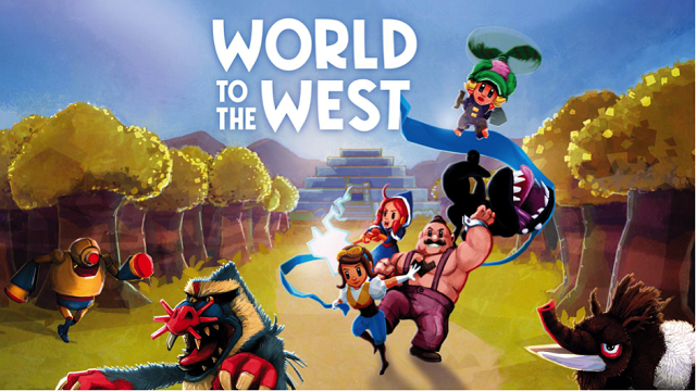 World to the West released