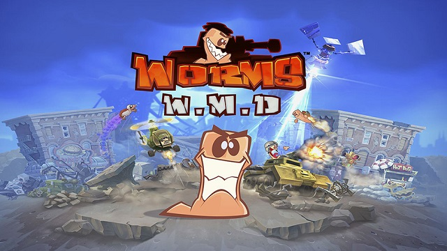 Worms W.M.D drops into release
