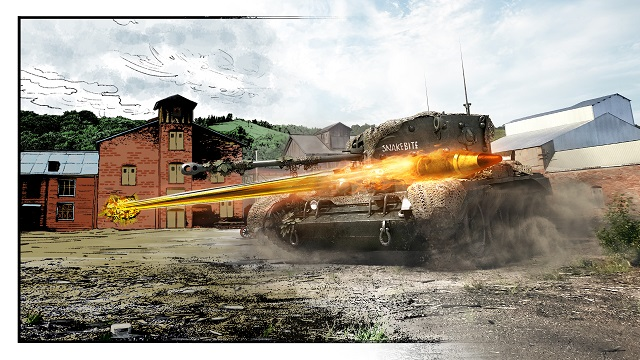 First issue of World of Tanks comics rolls out