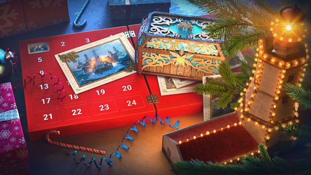World of Warships launches holiday update