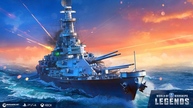 World of Warships: Legends launches Founder's Packs