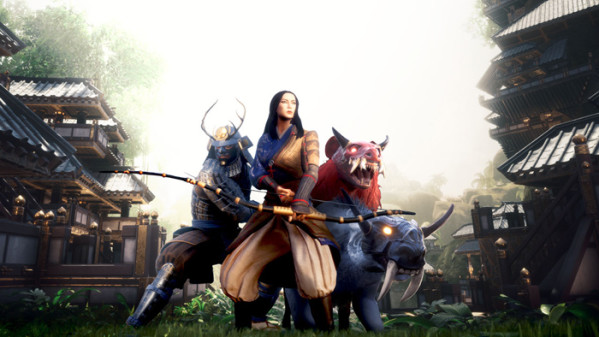 Seekers of the Dawn arrive in Conan Exiles