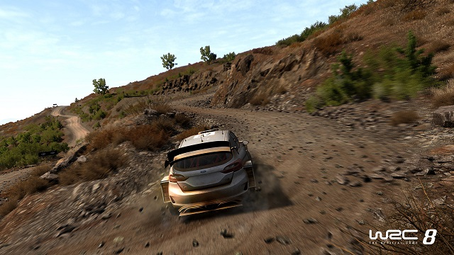 WRC 8 coming in September