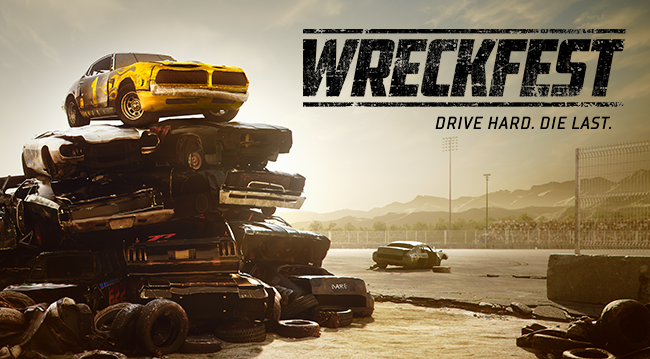 Wreckfest release dates set